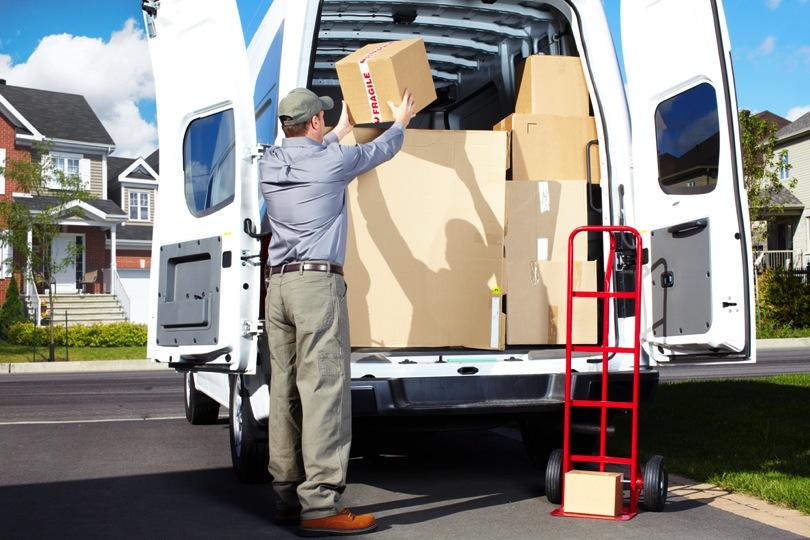 Погрузка и перевозка вещей на автомобиле