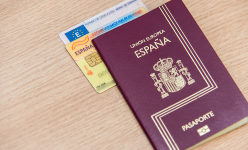 Бланк о подтвеждения проживания иностранного гражданина