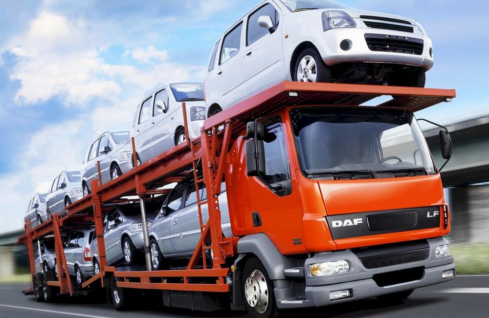 Как перевезти автомобиль из Калининграда