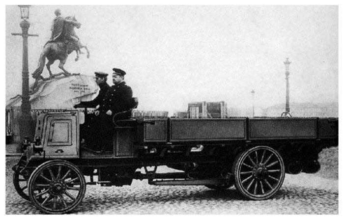 история зарождения сферы грузоперевозок в санкт-петербурге