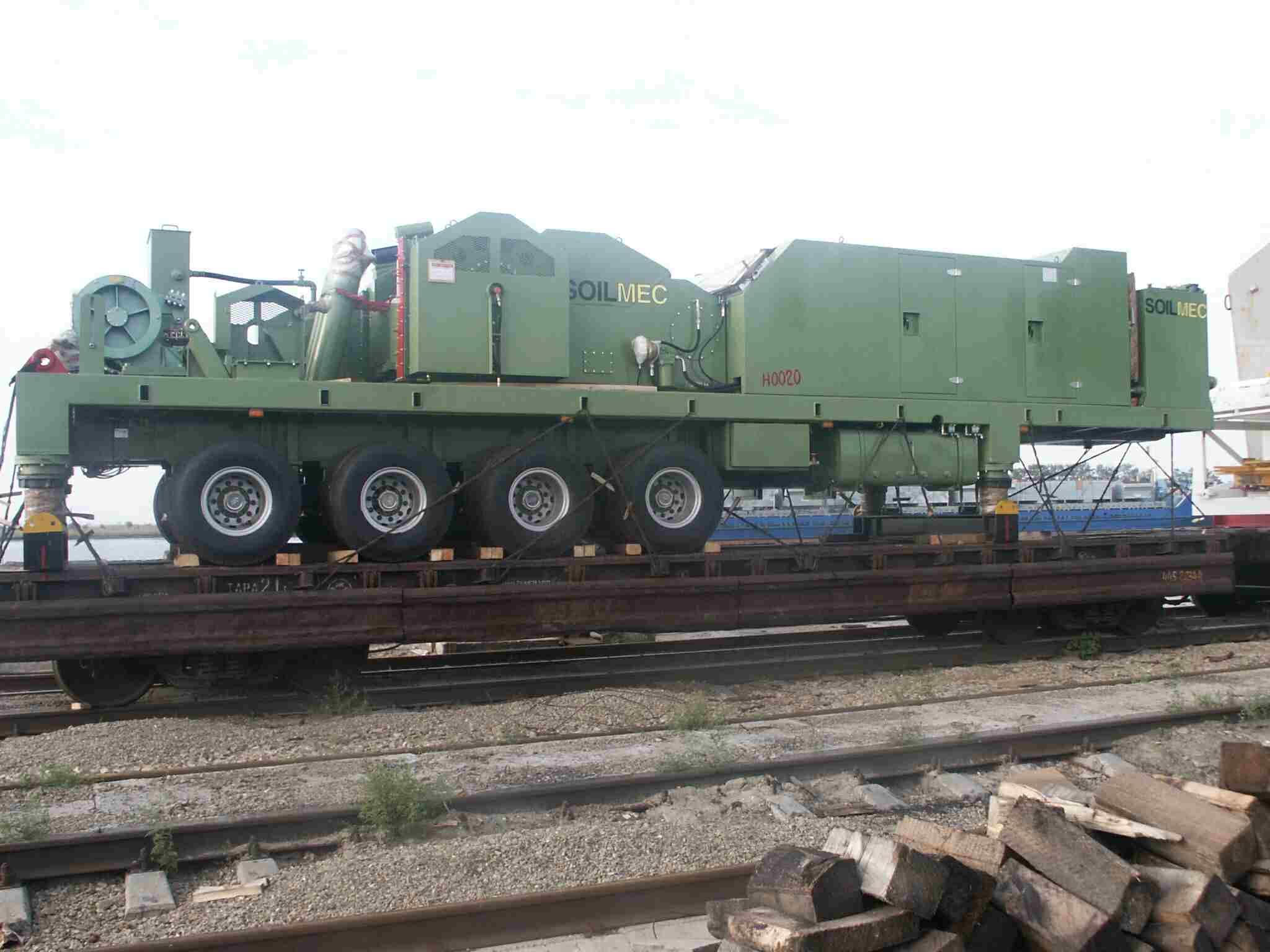 железнодорожные негабаритные перевозки