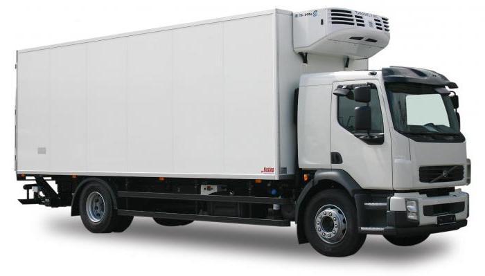 грузовик реф