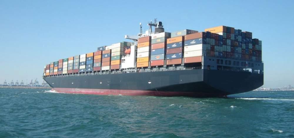 морские контейнерные грузоперевозки в санкт-петербурге