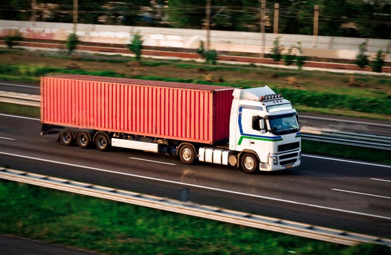 контейнерные грузоперевозки автотранспортом