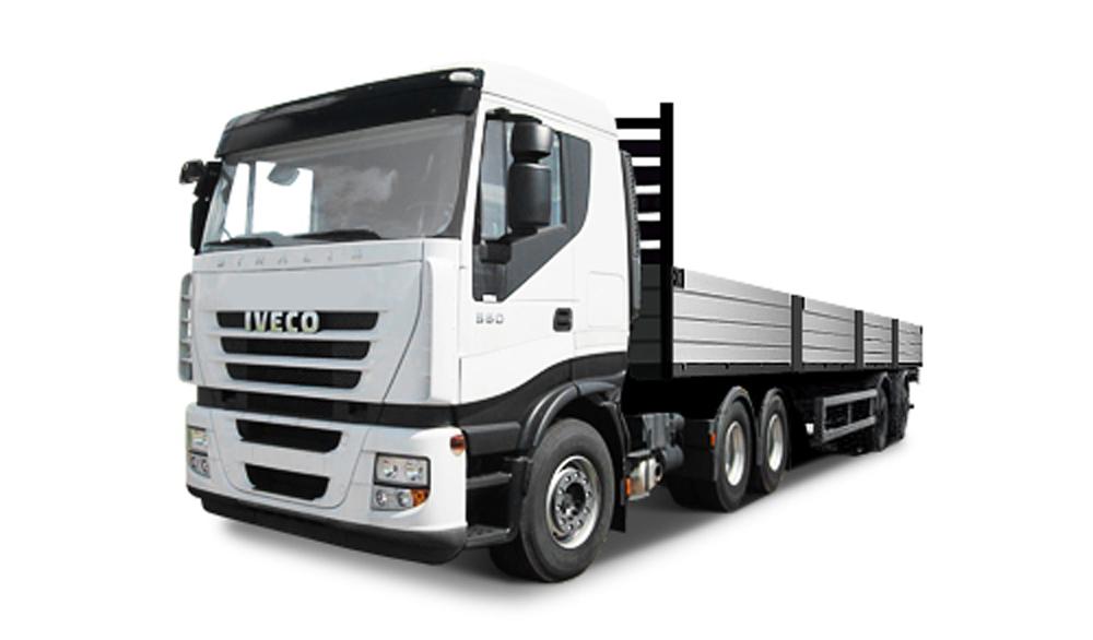грузовик для перевозки груза