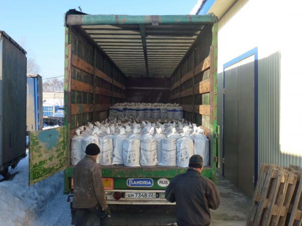 Заказать газель термобудка для перевозки ленты текстильной догрузом из Барнаула в Якутск