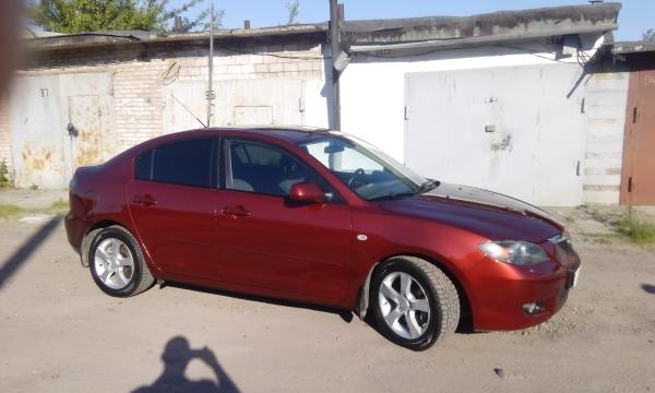 Стоимость перевозки Mazda Mazda3