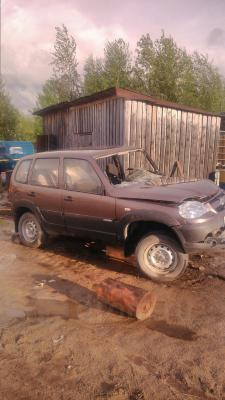 Стоимость перевозки Lada (ВАЗ) 2123 (4x4)