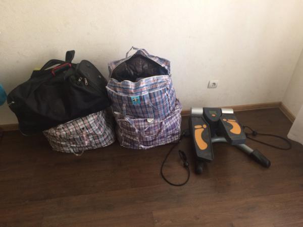 Заказ транспорта для перевозки сумок С вещами из Москвы в Ростов-на-Дону
