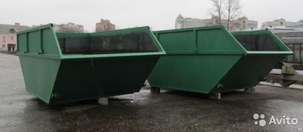 Сколько стоит автодоставка бункера 8м3 догрузом из Таганрога в Лямина