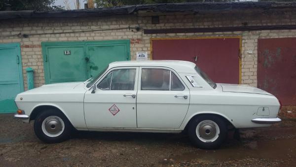Стоимость перевозки Волга ГАЗ 2410