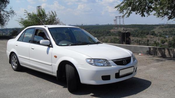 Стоимость перевозки Mazda Familia
