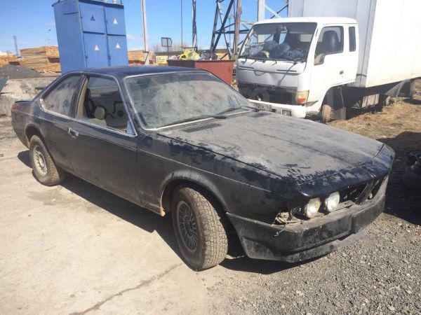 Стоимость перевозки BMW 6 Coupe