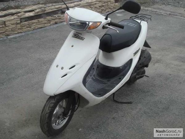 Доставка скутеров из Уссурийска в Тюмень