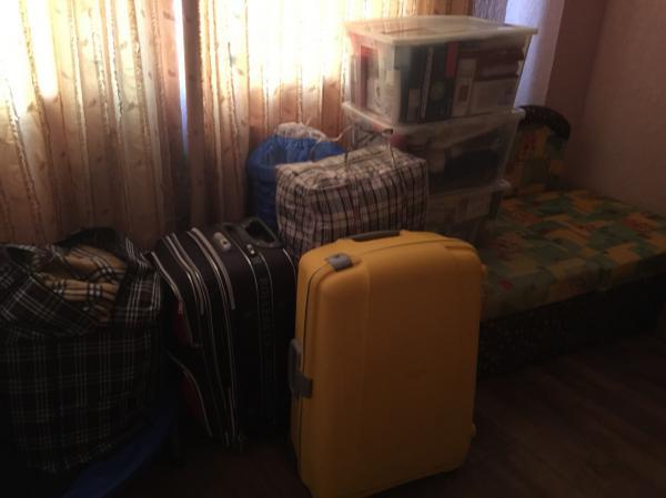 Заказ газели для отправки вещей : Личные вещи из Ростова-на-Дону в Москву