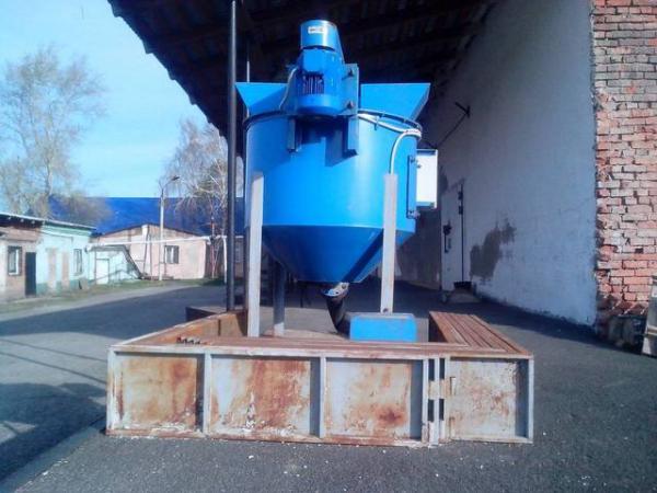 Стоимость перевезти бетономешалку догрузом из Топков в Омск