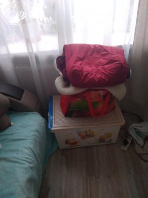 Перевозка детских вещей из Красногорска в Москву