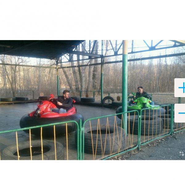 Автоперевозка бамперных  машинок для аттракциона автодрома попутно из Россия, Невинномысска в Казахстан, Усть-Каменогорск