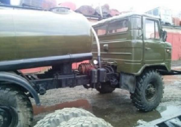 Перевозка автомобиля газ 66 / 2014 г / 1 шт из Бронниц в Краснодар