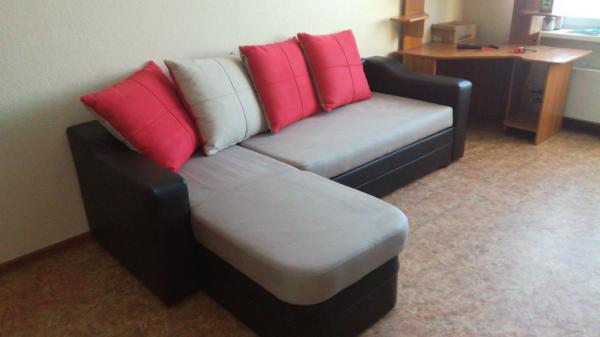 Заказать грузовую машину для перевозки вещей : Угловой диван из Ноябрьска в Урая