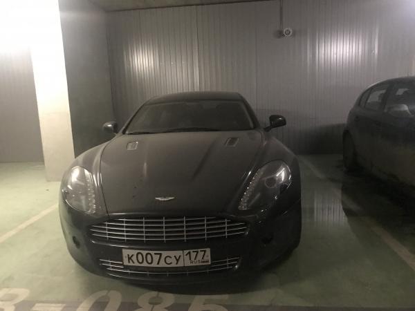 Стоимость перевозки Aston Martin Rapide