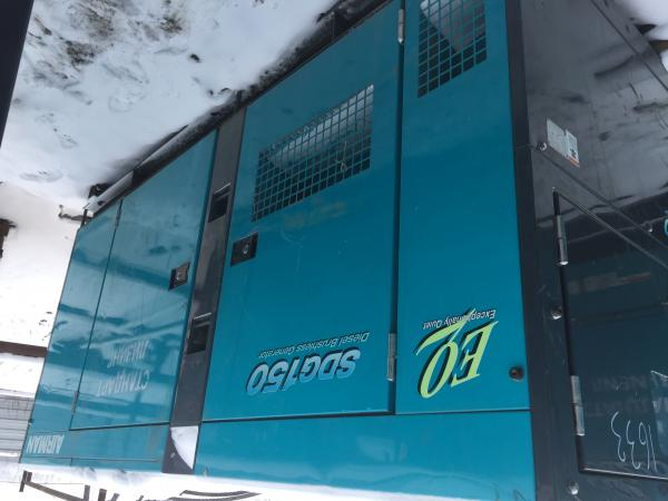 Стоимость автоперевозки дизеля генератора из Альметьевска в Уфу