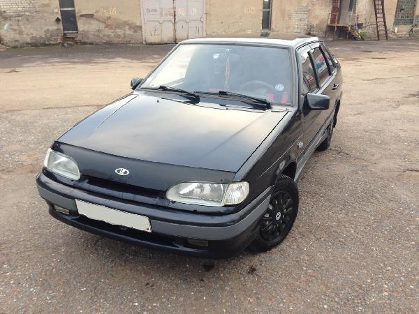 Перевозка автомобиля Lada (ВАЗ) 2115 (Samara) / 2005 г / 1 шт