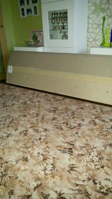 Перевозка мебели : Угловой диван ИКЕА из Щелкова в Москву