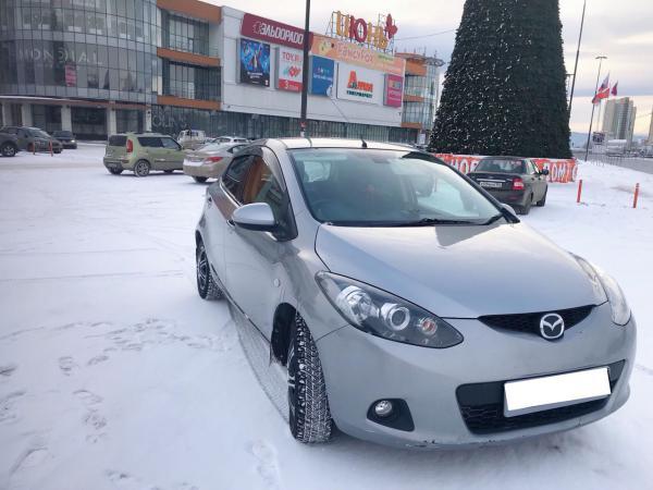 Стоимость перевозки Mazda Demio