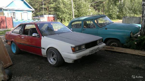 Toyota Carina 1983