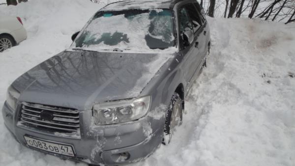 Стоимость перевозки Subaru Forester