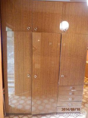 Перевезти шкаф из Балабаново в Митяево