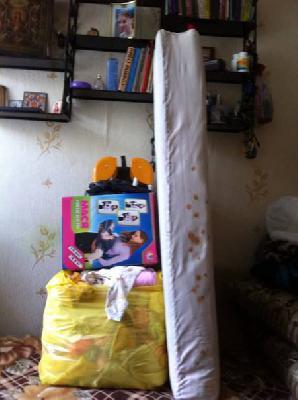 Отправка вещей : Личные вещи из Иркутска в Москву