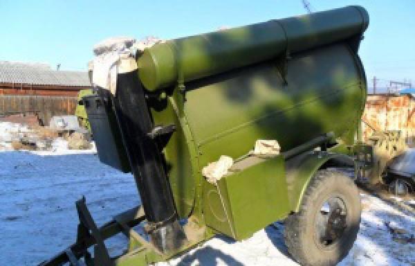 Перевезти на газели полевой хлебопекарню из Тулы в Волоколамск