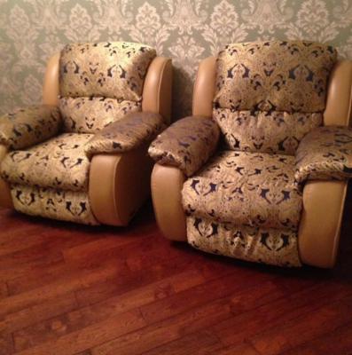 Транспортировка вещей : Диван и 2 кресла из Махачкалы в Москву