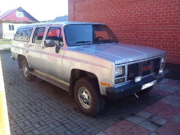 Chevrolet Suburban 1991 г.в.