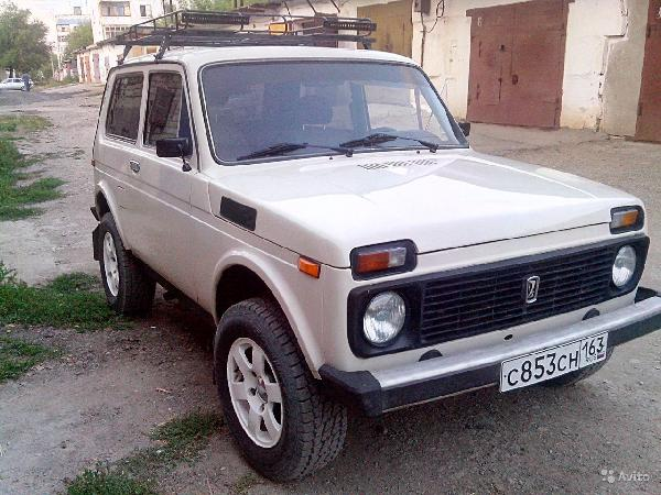 Перевозка авто сеткой ваз 2121 нива / 1995 г / 1 шт из Чапаевска в Иркутск