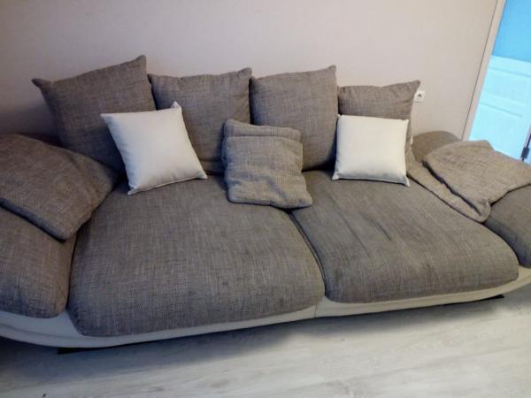 Доставка мебели : Большой диван 4 и более мест, Двуспальная кровать, Вешалка для одежды, Средние коробки из Красногорска в Смоленск