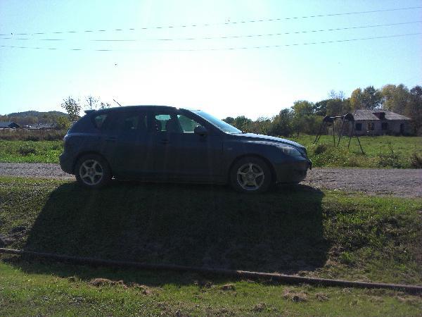 Перевозка автомобиля Mazda aksela / 2008 г / 1 шт