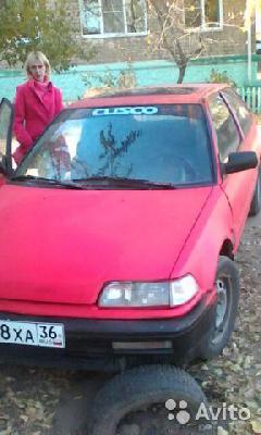 Перевозка автомобиля Honda Civic / 1991 г / 1 шт