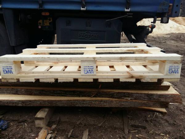 Грузовое такси для перевозки деревянных паллетов Бу из Рязани в Курск