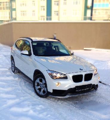 Перевозка автомобиля BMW  X1 / 2014 г / 1 шт