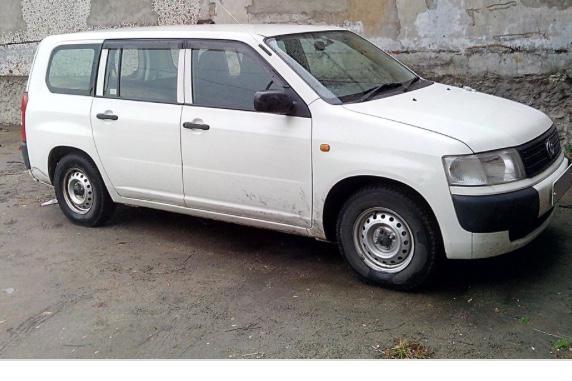 Стоимость перевозки Toyota Probox
