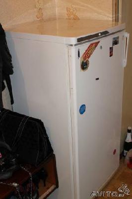 Заказ отдельной газели для доставки вещей : Холодильник по Санкт-Петербургу