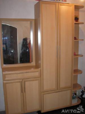 Перевезти комплект мебели в прихожую из Ульяновска в Новоульяновска