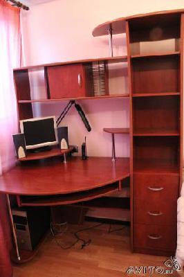 Доставка мебели : Компьютерный стол по Санкт-Петербургу