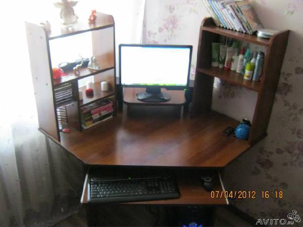 Отправить Компьютерный стол из Иркутска в Залари