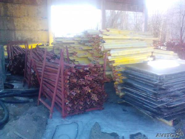 Доставка мебели : Опалубка перекрытий (объемная) из Санкт-Петербурга в Юсупово