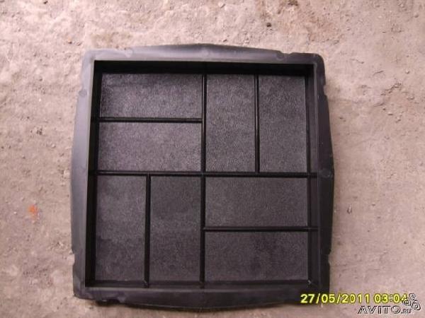 Доставить формы для тротуарной плитки из Ростова-на-Дону в Тюмень