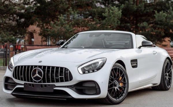 Стоимость перевозки Mercedes-Benz Amg gt s